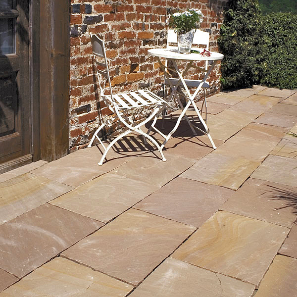terrassenplatten sandstein modak antik naturstein. Black Bedroom Furniture Sets. Home Design Ideas