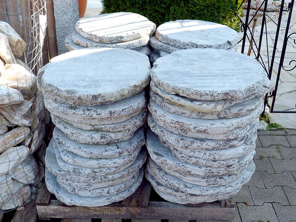 trittplatten blaustein getrommelt ca 50 60 cm. Black Bedroom Furniture Sets. Home Design Ideas