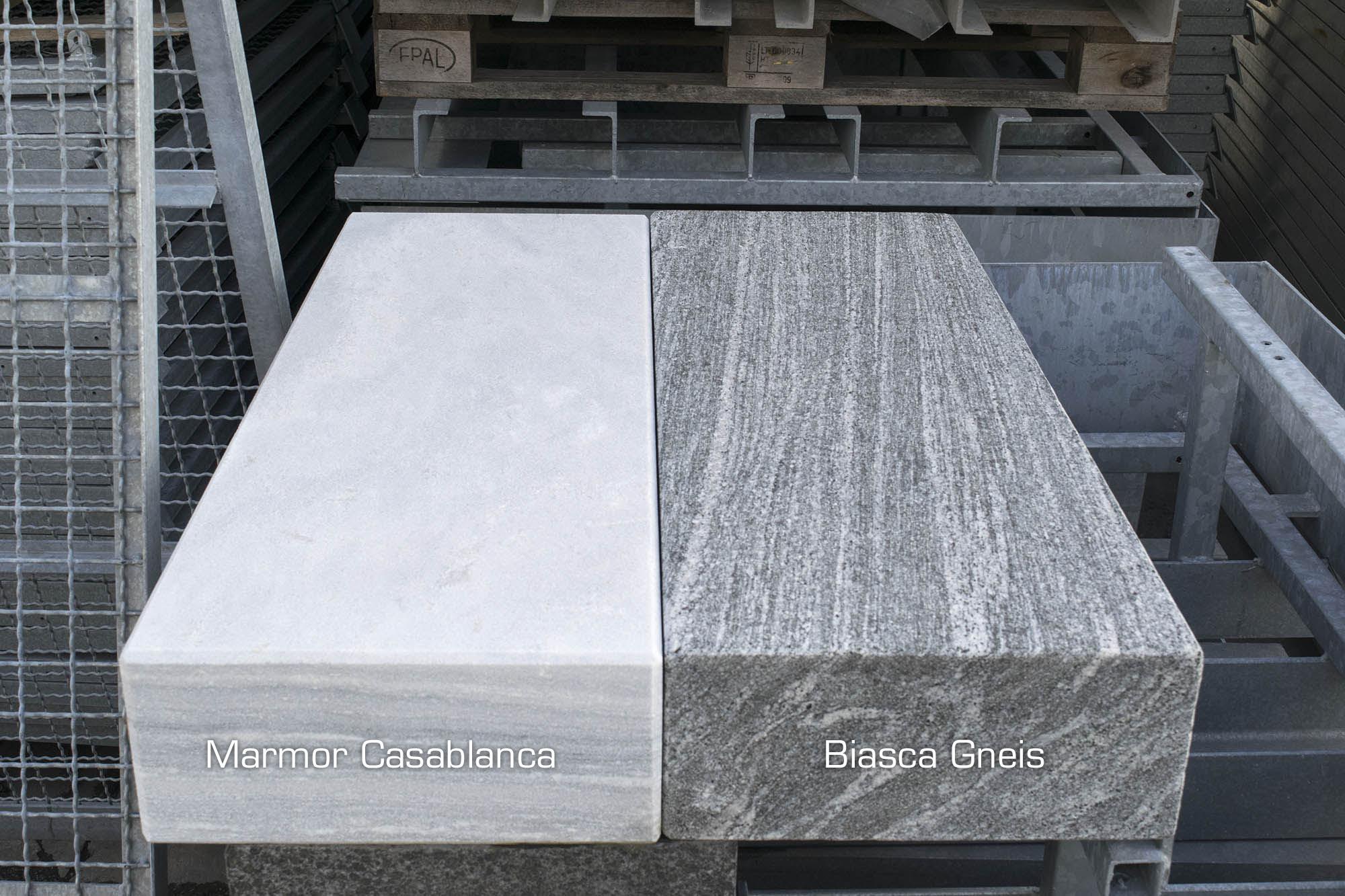 blockstufen biasca gneis satiniert naturstein baumaterial. Black Bedroom Furniture Sets. Home Design Ideas