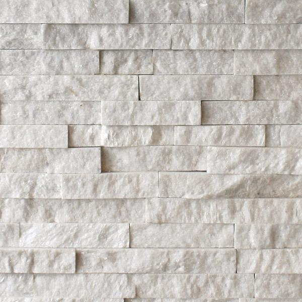 Wandverkleidung Naturstein Paneele : Verblender Marmor WHITE STAR (Naturstein Baumaterial)