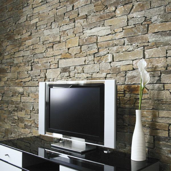 awesome verblendsteine wohnzimmer grau contemporary