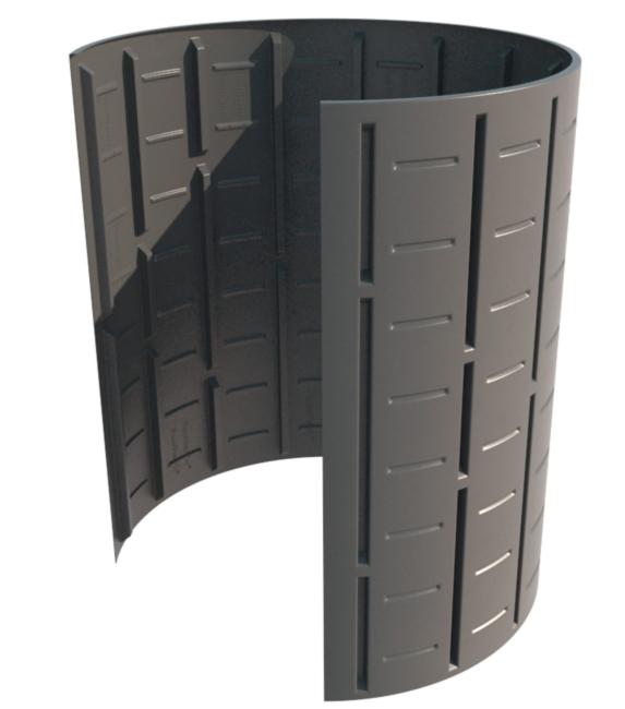 rootbarrier root panels rib wurzelf hrungssystem naturstein baumaterial. Black Bedroom Furniture Sets. Home Design Ideas