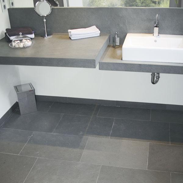 Bodenplatten Schiefer Greyhound Grey Naturstein Baumaterial