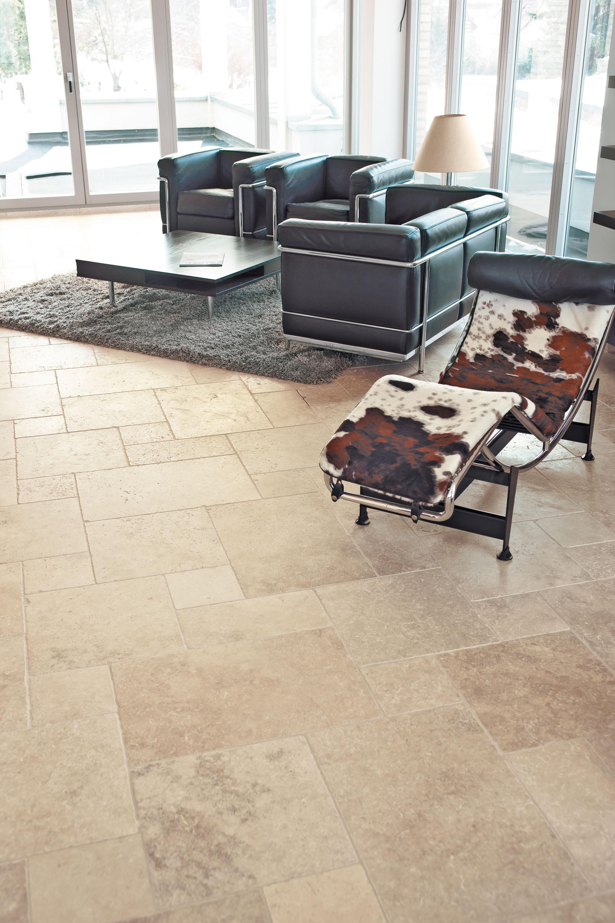 bodenplatten travertin tuscany beige naturstein baumaterial. Black Bedroom Furniture Sets. Home Design Ideas