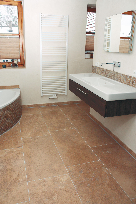 bodenplatten travertin tuscany nussbraun naturstein. Black Bedroom Furniture Sets. Home Design Ideas