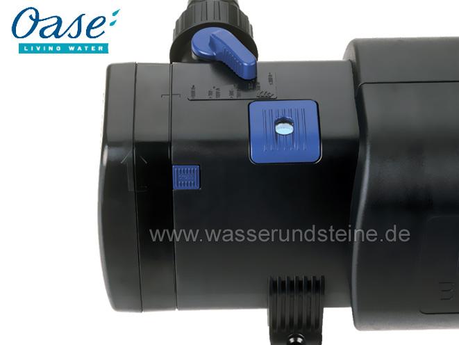 Oase bitron 72 c bedienungsanleitung klimaanlage und heizung for Uv licht teichanlage