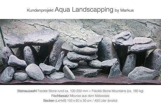 Bild 5 - Exklusiv<br>Freckle Stone Mountains<br>Aqua Landscaping
