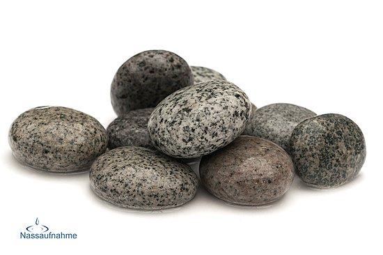 Bild 4 - Beach Pebbles Premium <br>Pacifica Salt & Pepper 50-80 mm
