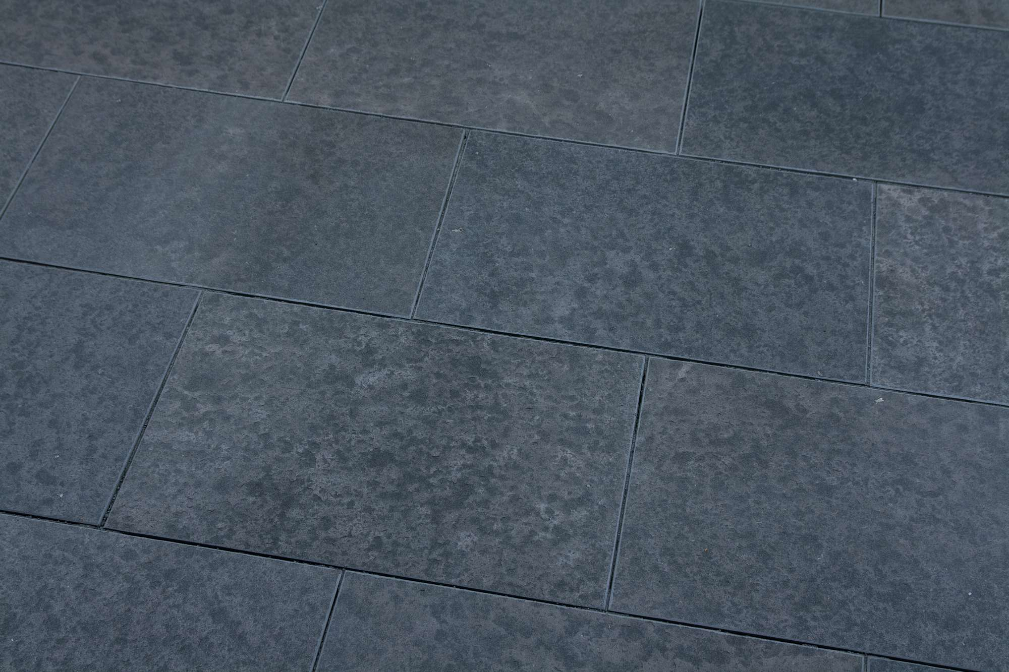 Terrenplatten Beleuchtung | Terrassenplatten Basalt Br Geflammt Geburstet Naturstein