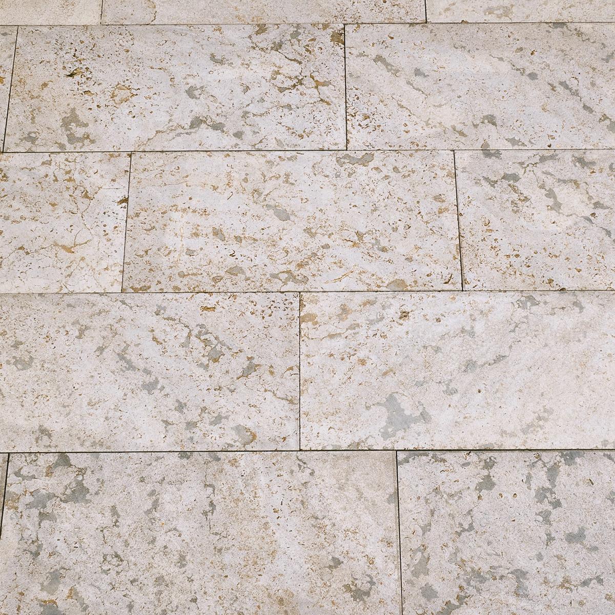 Terrassenplatten Kalkstein Muschelkalk Br Diamantgesagt Naturstein