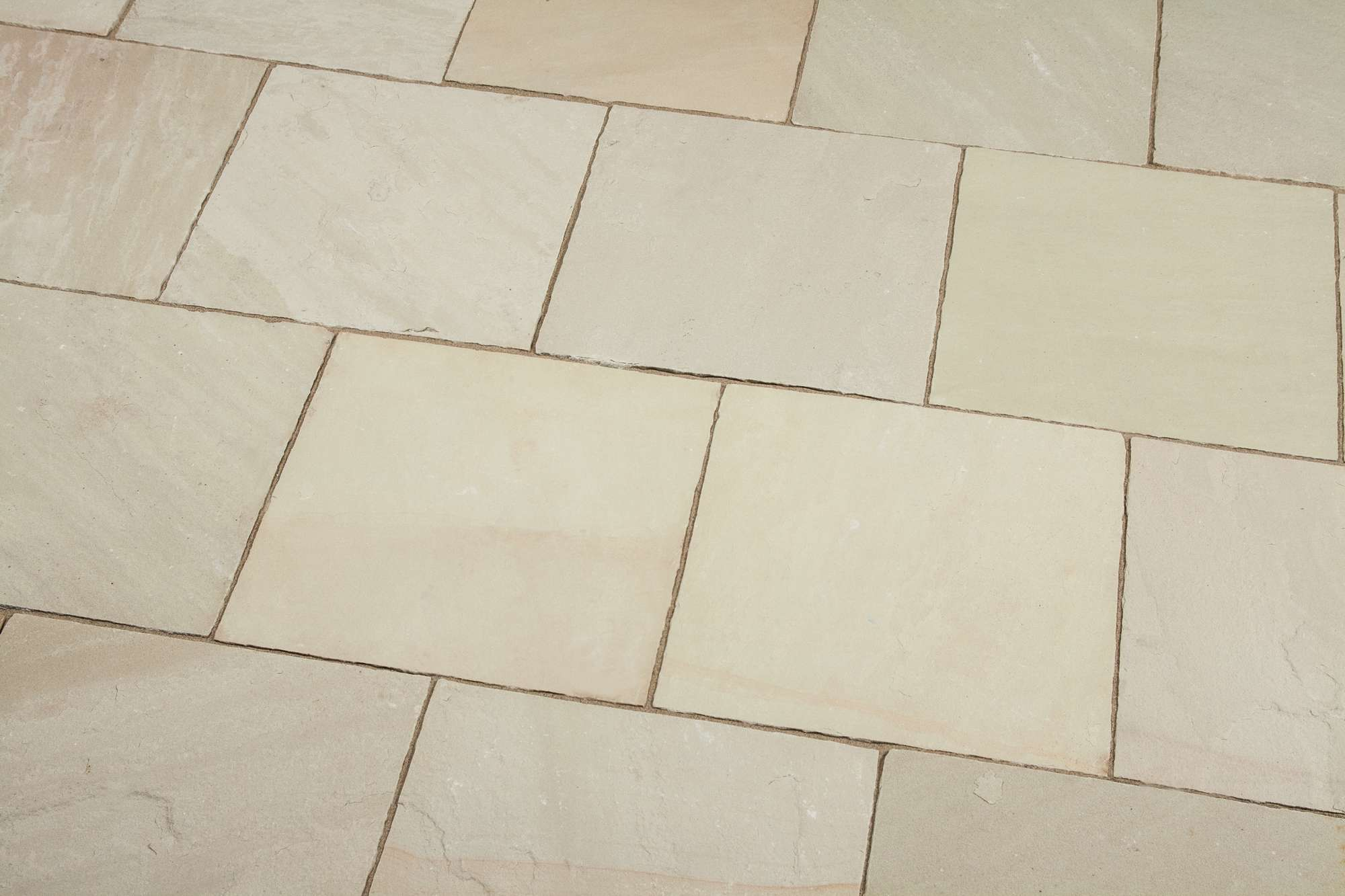 Terrassenplatten Sandstein Mint Spaltrau Naturstein Baumaterial