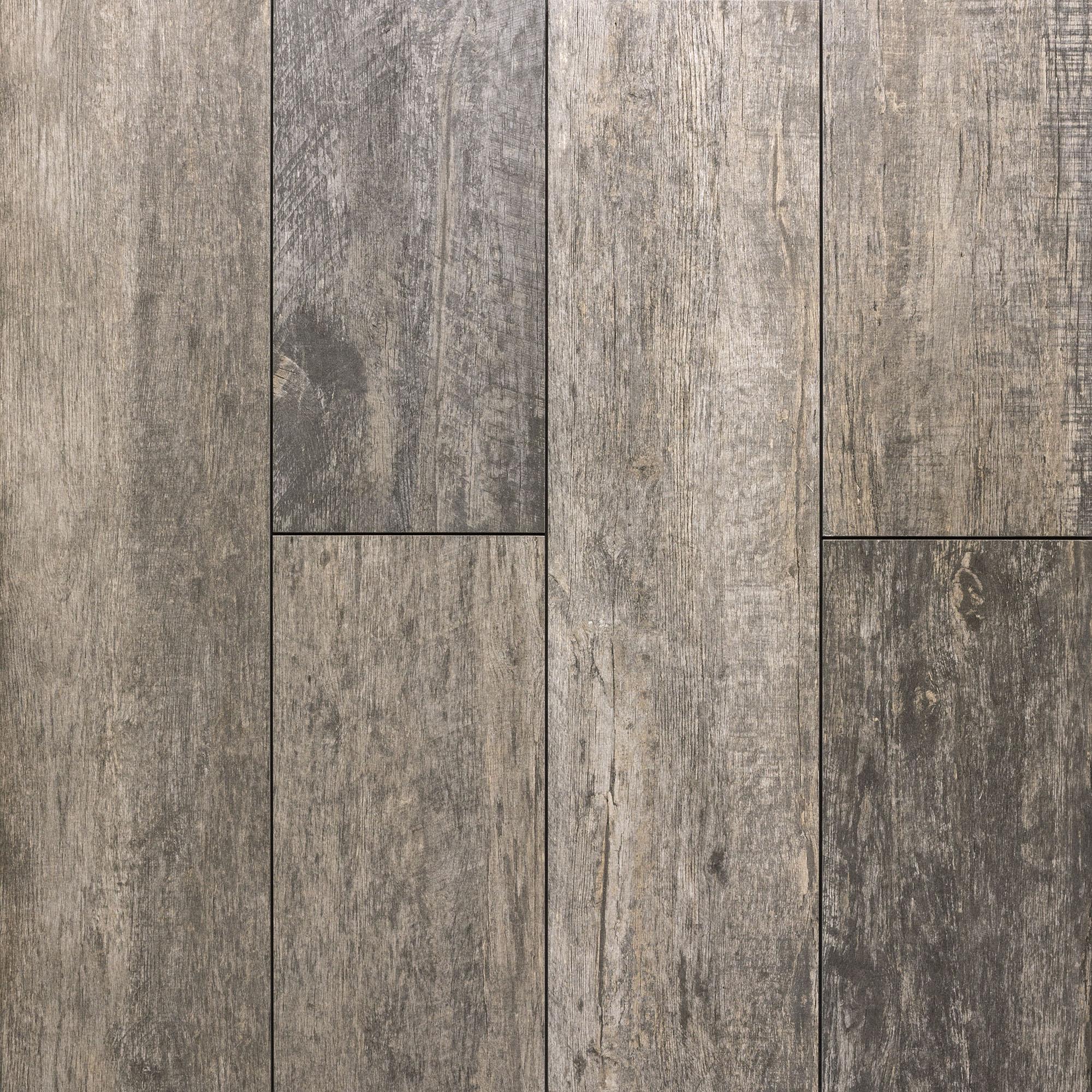 Keramikplatte Rustic Wood Oak Grey Naturstein Baumaterial