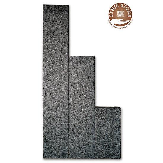 Granit palisaden anthrazit