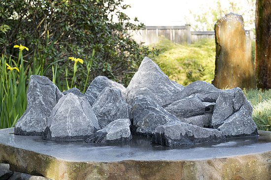 Freckle Stone<br>Broken Mountains<br>Aqua Landscaping