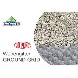 Wabengitter 10 m�<br>Ground Grid<br>Stabilisierung von Splittfl�chen