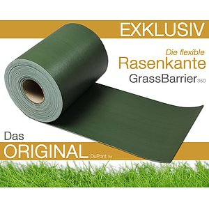 Grass Barrier 350<br>Flexible Rasenkante