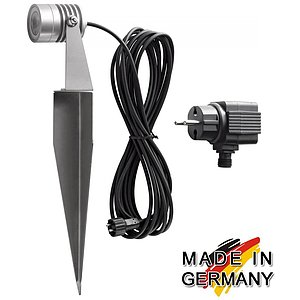 LED MiniStrahler colorgarden<br>warmweiß<br>12 V / 3 W, 207 lm (IP 68)