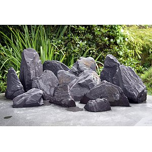 Exklusiv<br>Purple Rock Mountains<br>Aqua Landscaping