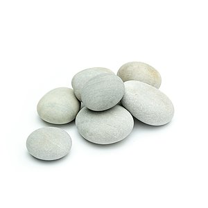 Beach Pebbles Premium <br>Pacifica beige 50-100 mm
